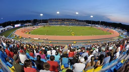 Das Moncton Stadion © picture alliance / Newscom Foto: Image of Sport