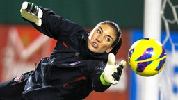 US-Nationaltorhüterin Hope Solo © imago/Icon SMI