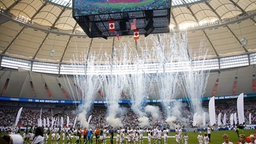 Das BC Place Stadium in Vancouver © imago/ZUMA Press