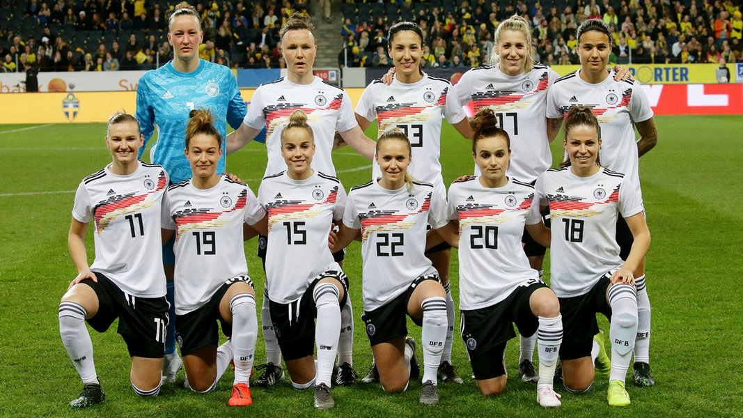 Start List Platz 3 FIFA Frauen Fussball WM 2019 England Schweden # Match 51
