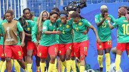 Kamerun jubelt
