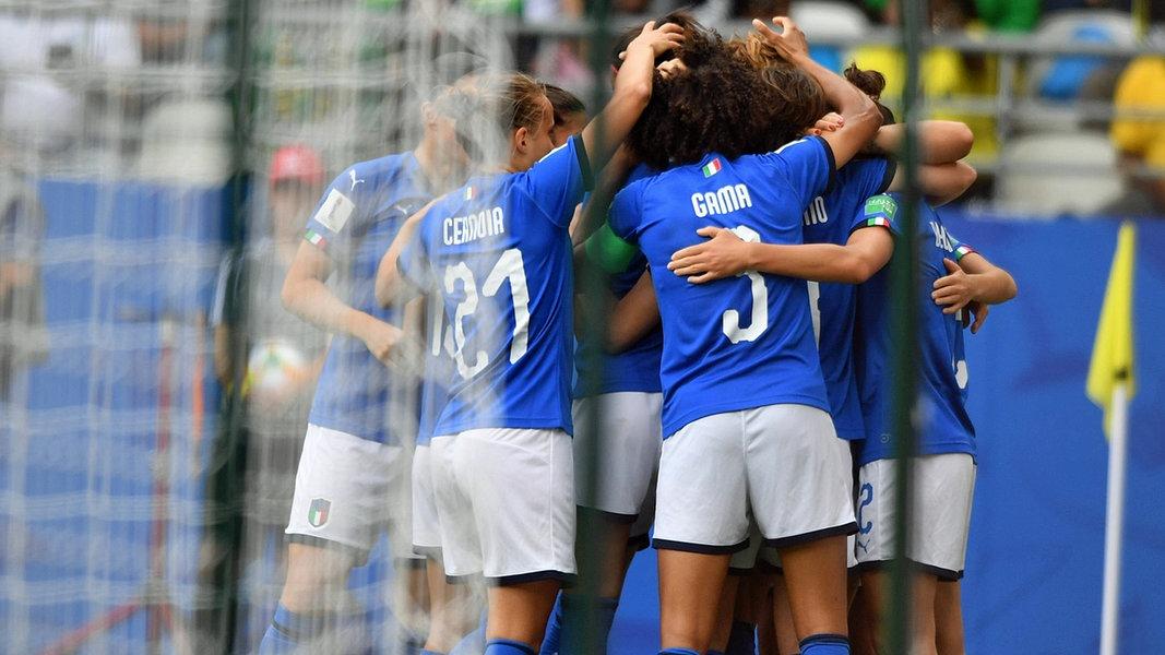 Videos: Jamaika - Italien 0:5