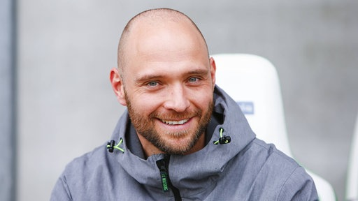 Stephan Lerch, Trainer des VfL Wolfsburg