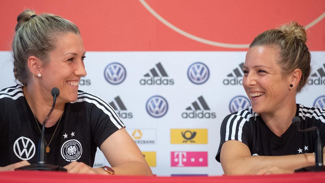 Deutsches Team: DFB-Team - das Warten auf den Gegner