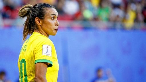 Brasiliens Marta