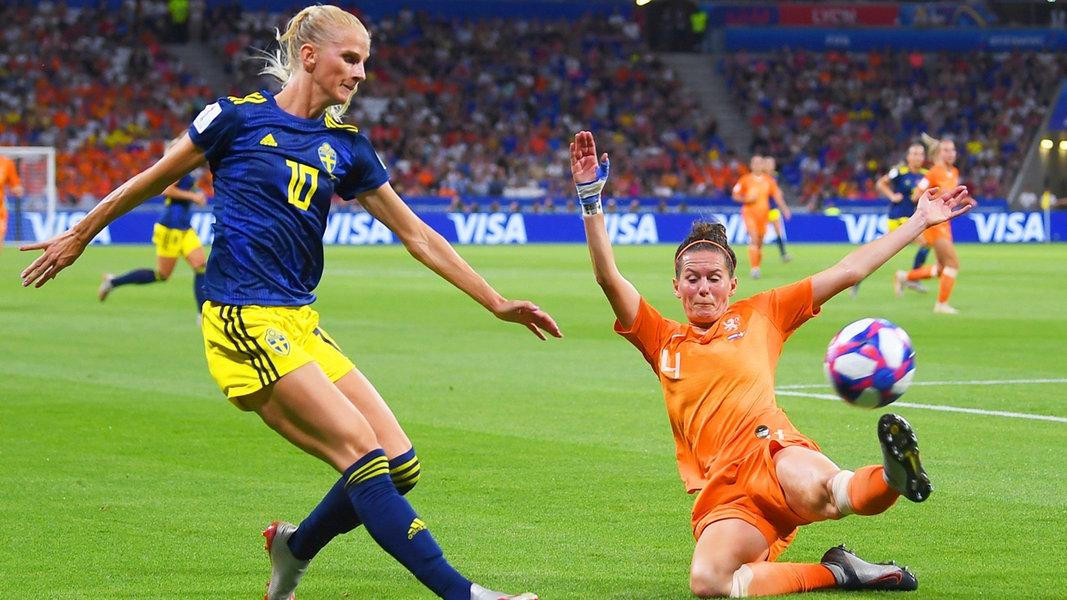 Niederlande - Schweden